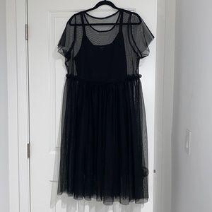 Torrid Mesh Dress